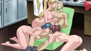 Gratis porno anime movie