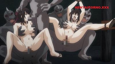 Violación a Ninja Virgen Parte 1